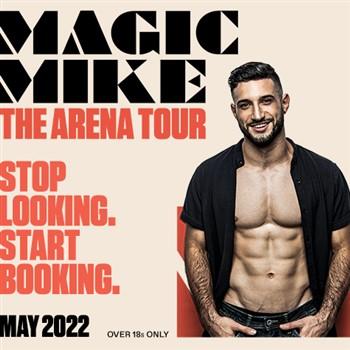 Magic Mike The Arena Tour