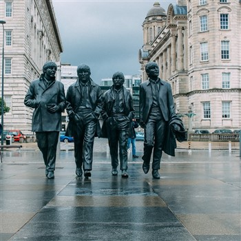 'The Beatles' Liverpool & Port Sunlight