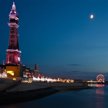 Blackpool Illuminations and The Lake District