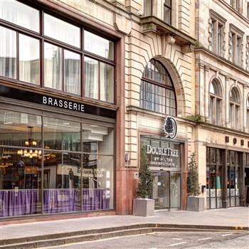 Edinburgh & Livingston Shopping at the Doubletree