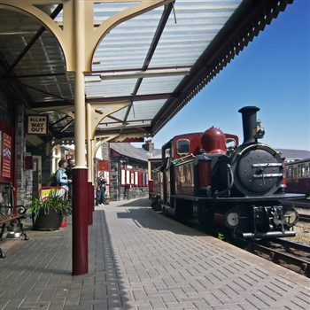Great little trains of Snowdonia