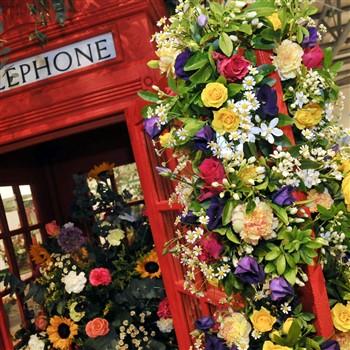 Harrogate Flower Show & Emmerdale