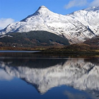 New Year Spectacular In Glencoe (Isle of Glencoe)